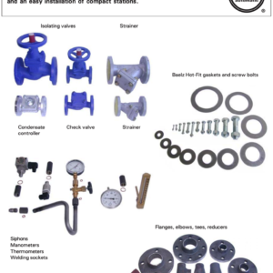 BPE 92 Accessories In The Baelz Stock