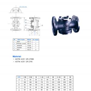 YONE - Sight Flow Indicator [Sight Glasses 120]