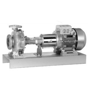 KSB - Etanorm SYA/Etanorm-RSY Pumps (DIN 4754)