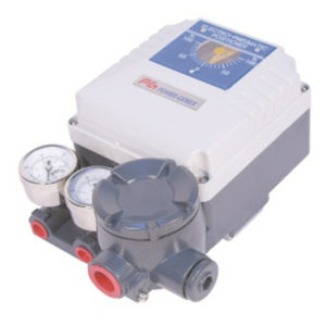 PG Positioner And Limit Switch Box